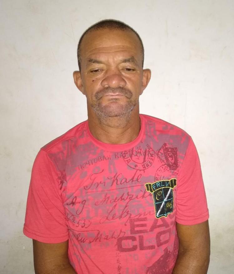 Suspeito foi detido enquanto tentava fugir - Foto: Divulgação | SSP
