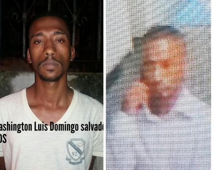Suspeito foi flagrado por câmeras de segurança - Foto: Divulgação | SSP