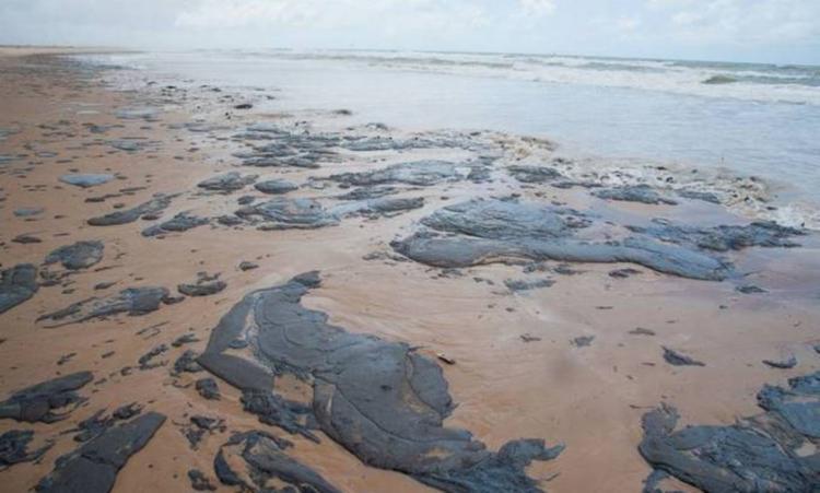 Companhia está atuando para minimizar os impactos do vazamento de óleo - Foto: Divulgação | Governo do Sergipe