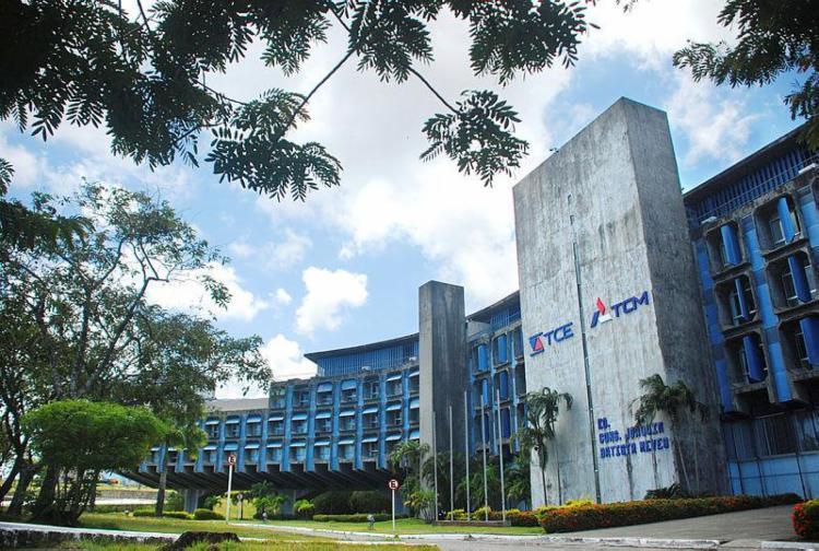 Sede do Tribunal de Contas dos Municípios do Estado da Bahia - Foto: Divulgação | TCE