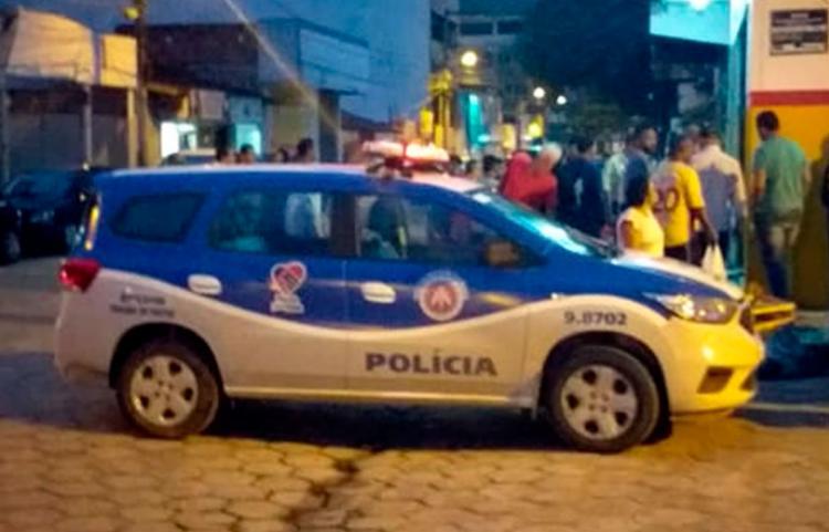 A autoria e motivação do crime estão sendo investigadas - Foto: Reprodução | Teixeira Hoje
