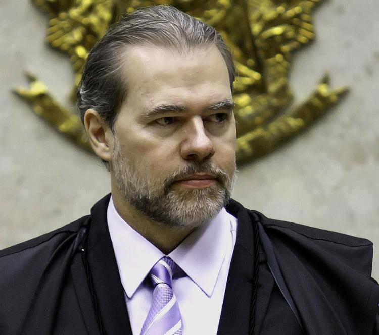 O voto de Toffoli deverá definir o resultado do julgamento, que está em 4 votos a 3 a favor da medida - Foto: Fellipe Sampaio | SCO | STF
