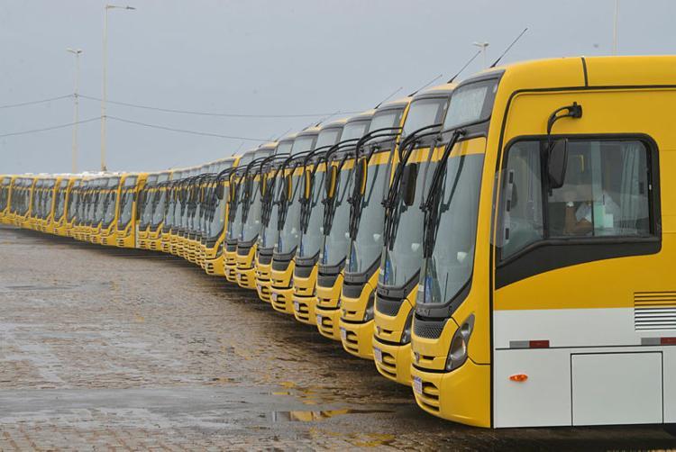 Serão reforçadas 79 linhas de ônibus - Foto: Shirley Stolze   Ag A TARDE