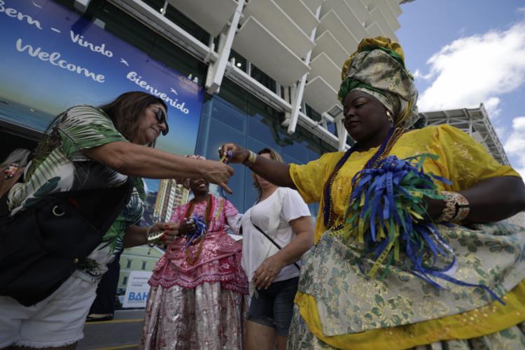 Bahia lidera o crescimento do turismo no País - Foto: Joá Souza | Ag. A TARDE | 30.1.2019