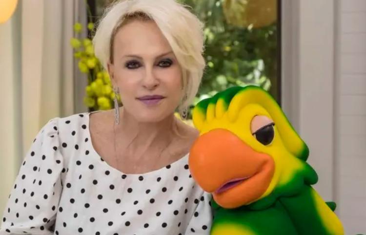 Ana Maria revela que não consegue vestir máscaras sociais - Foto: Sergio Zalis | TV Globo