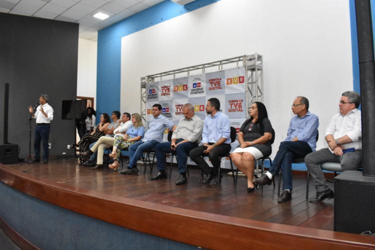 Lançamento do canal 4.1 aconteceu nesta segunda-feira - Foto: Divulgação