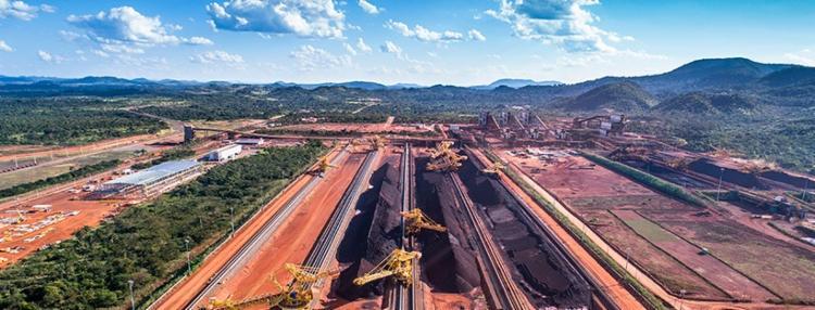 Vale reafirmou que espera retomar a produção remanescente de aproximadamente 50 milhões de toneladas de minério - Foto: Reprodução   Facebook