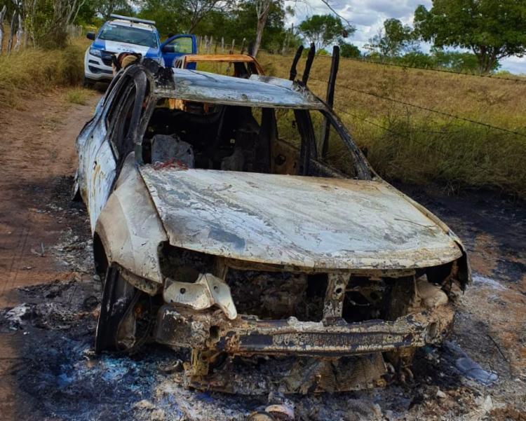 O veículo teria sido roubado no início de outubro, em Salvador - Foto: Divulgação | Polícia Militar
