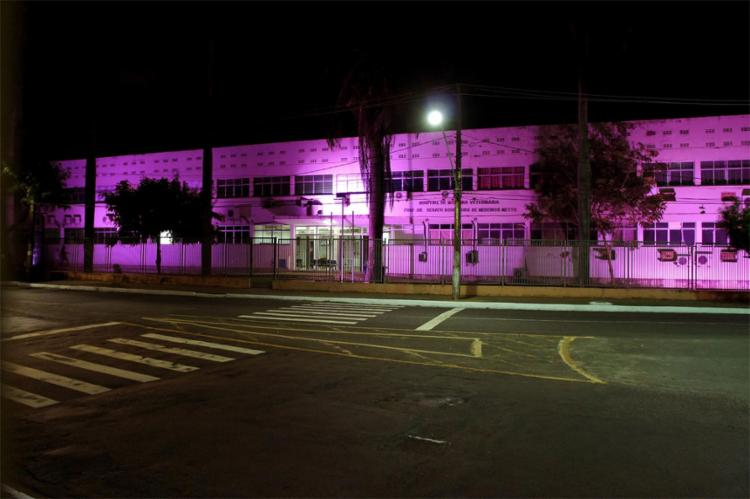 O hospital está localizado na avenida Adhemar de Barros, em Ondina - Foto: Reprodução l Instagram