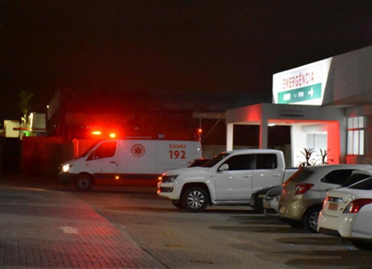 Vítima foi socorrida ao Hospital Geral de Vitória da Conquista mas não resistiu aos ferimentos - Foto: Divulgação   Blog do Anderson