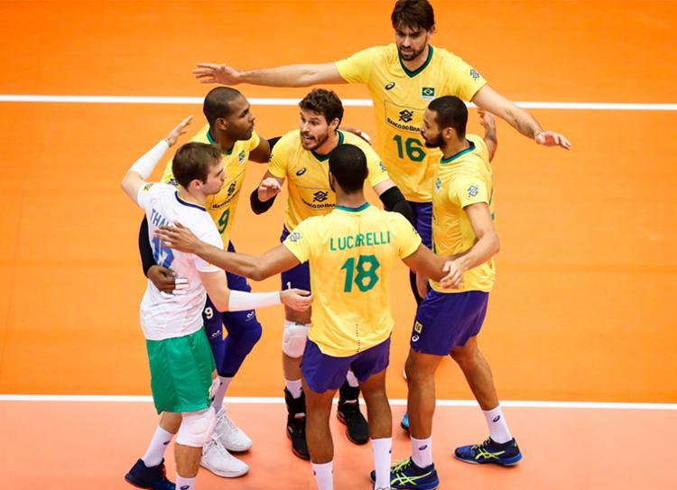 Seleção garantiu o título com uma rodada de antecedência - Foto: Divulgação | FIVB
