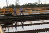 Manutenção causa interrupção de abastecimento de água em bairros de Salvador | Foto: Joá Souza | Ag. A TARDE