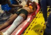 Guarda-vidas atendem mais de 20 ocorrências de afogamento no feriado | Foto: Divulgação | Corpo de Bombeiros