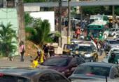 Motorista de aplicativo e adolescente mortos em tentativa de assalto são sepultados | Foto: Cidadão Repórter