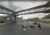 Acesso à marginal da avenida Tancredo Neves é liberado | Foto: Reprodução | Google Maps