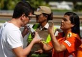 Transalvador passa a realizar blitz da Lei Seca durante o dia | Foto: Luciano Carcará | Ag. A TARDE