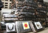 Bope e PF fazem maior apreensão de cocaína da história da Bahia | Foto: Divulgação | SSP