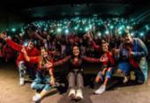 Influenciadora digital Camila Loures se apresenta em Salvador | Foto: Divulgação