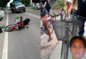 Ciclista morre após ser atropelada em Nova Viçosa | Foto: Reprodução | Teixeira Hoje