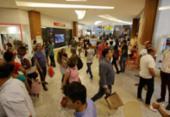 Justiça autoriza abertura do comércio no feriado desta sexta-feira | Foto: Adilton Venegeroles | Ag. A TARDE