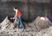 Cerca de 40 quilos de drogas são queimados em Teixeira de Freitas | Foto: Divulgação | Polícia Civil