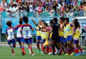 Com goleada, equipe feminina do Bahia conquista Baianão e garante vaga na Série B   Foto: Divulgação   EC Bahia