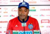 Roger Machado admite pressão no Bahia por resultados positivos | Foto: Felipe Oliveira | EC Bahia