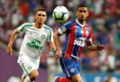 Marco Antônio é vetado e desfalca o Bahia contra o Palmeiras | Foto: Felipe Oliveira | EC Bahia