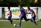 Reservas do Bahia disputam jogo treino com equipe sub-20 no Fazendão | Foto: Felipe Oliveira | EC Bahia