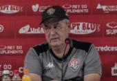 Geninho descarta ida para o Avaí e pretende definir situação até segunda | Foto: Letícia Martins | EC Vitória