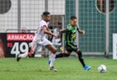 Vitória volta a perder e ainda não garante permanência na Série B | Foto: Mourão Panda | América