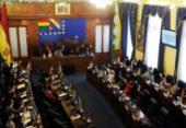 Senado autoriza novas eleições gerais na Bolívia | Foto: AFP