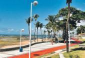 Região do Farol de Itapuã ganha ciclovia e novos equipamentos | Foto: Max Haack | Secom | Divulgação