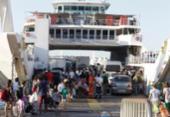 População enfrenta filas e transtornos para viajar no feriadão | Foto: Tiago Caldas | Ag. A TARDE
