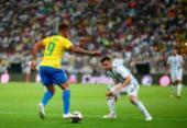 Brasil encara a Argentina para encerrar jejum de vitórias | Foto: Lucas Figueiredo | CBF