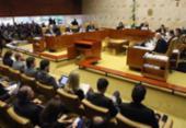 STF volta a julgar uso de informações fiscais e bancárias | Foto: Nelson Jr | Divulgação