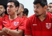 Vitória tomará medidas por escalação irregular de atleta do CRB | Foto: Reprodução | Instagram