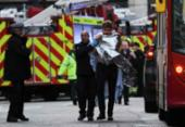Polícia confirma três mortos em atentado na Ponte de Londres | Foto: AFP