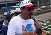 Presidente da UGT-BA é lançado pré-candidato a prefeito de Salvador | Foto: Divulgação