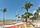Entorno da região do Farol de Itapuã é requalificado | Foto: Max Haack | Secom