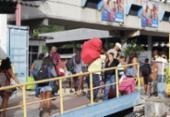 Rodoviária e ferry-boat contam com sistema especial para o feriadão | Foto: Uendel Galter | Ag. A TARDE