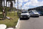 Homem é detido após roubo de carro em Mussurunga | Foto: Divulgação | SSP