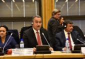 Consórcio de governadores do Nordeste apresenta oportunidades de negócios na França | Foto: Foto: Elisa Elsie | Ascom