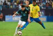 Jesus perde pênalti, Messi volta com gol e Argentina amplia o jejum do Brasil | Foto: Fayez Nureldine | AFP