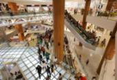 Como ficam os lojistas com o fechamento dos shoppings centers | Foto: Adilton Venegeroles | Ag. A TARDE