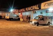 Presidiário do semiaberto é alvejado a tiros em Teixeira de Freitas | Foto: