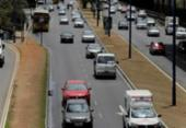 Fim de semana com 23 acidentes de trânsito em Salvador | Foto: Ag. A Tarde/Adilton Venegeroles