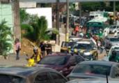 Tentativa de assalto deixa três mortos em Pirajá | Reprodução | Cidadão Repórter