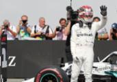 Hamilton lidera último treino livre em Interlagos | Jan Woitas | AFP