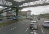 Acesso à marginal da avenida Tancredo Neves é liberado | Reprodução | Google Maps